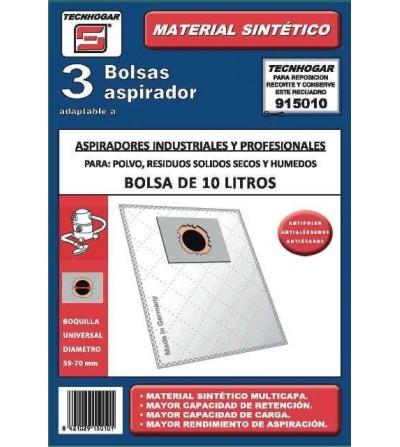 BOLSA TECNHOGAR SINTETICA INDUSTRIAL 10L