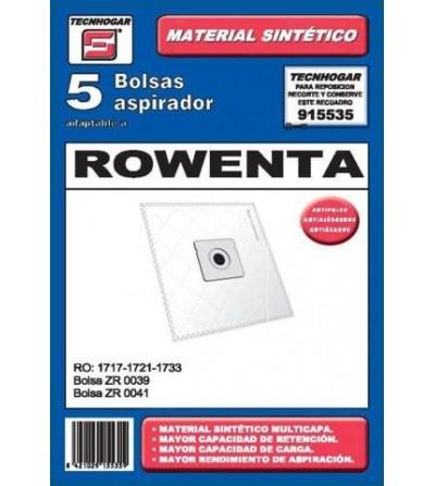 ASPIRADOR BOLSA TECNHOGAR SINTETICA ROWENTA 915535