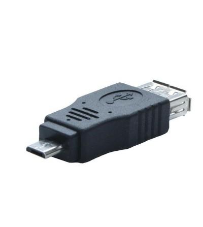 ADAPTADOR STANDARD USB A MICRO  USB